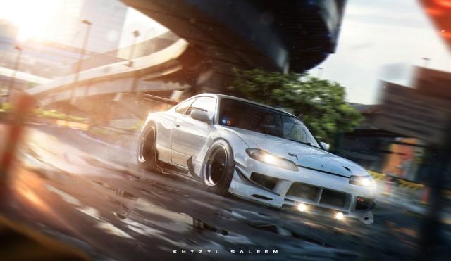 Khyzyl Saleem Nissan Silvia S15