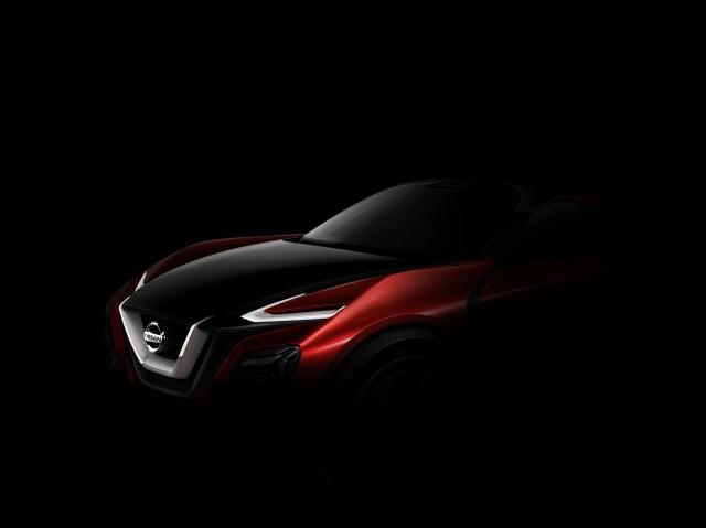 Nissan Gripz Concept teaser