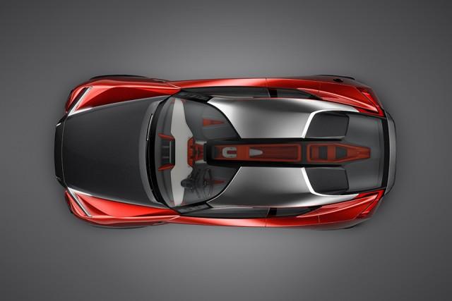 Nissan Gripz Datsun 240Z rally inspired concept 02