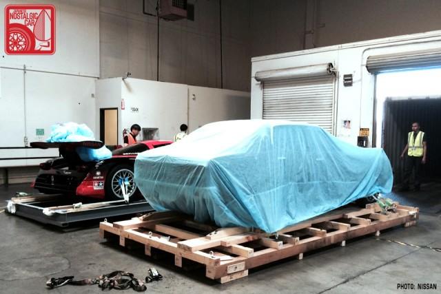 Nissan Zama cars shipping 01