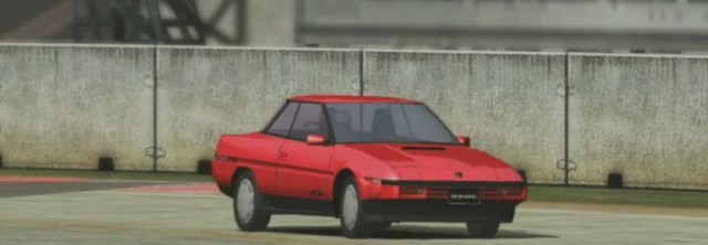 Sega GT 2002 Subaru Alcyone Turbo