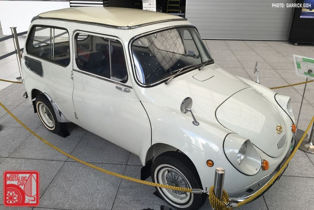 Image Gallery subaru 360 wagon