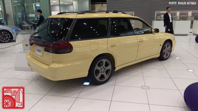 Subaru Legacy GT-B Ebisu HQ 02