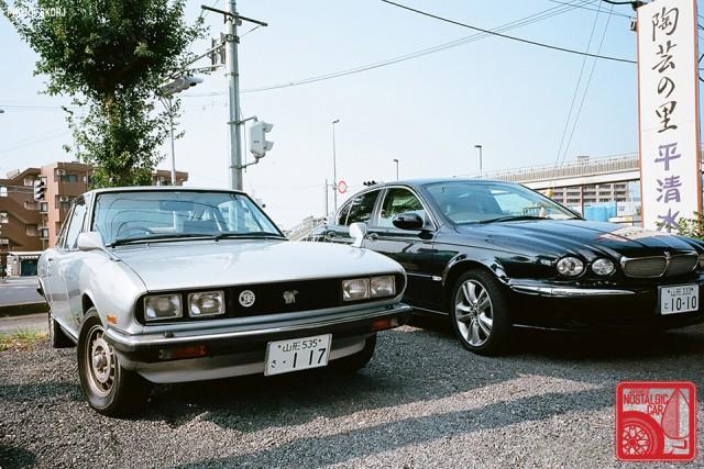 Yamagata Onsen 02 - Isuzu 117