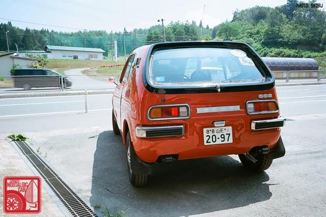 Yamagata Onsen 31 Honda Z360 GSS