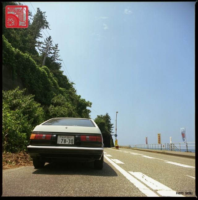 Yamagata Onsen 54 Toyota AE86 Corolla Levin