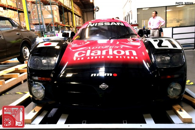 Zama Nissan R390 GT1 1997 Le Mans 03