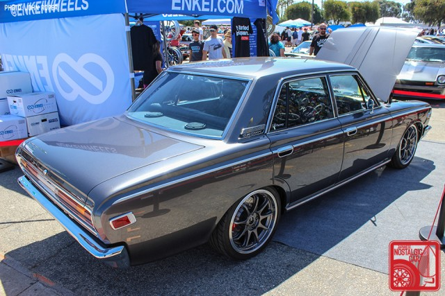 568-JR4075_Toyota CrownS50 JCCS 2015 rear 1