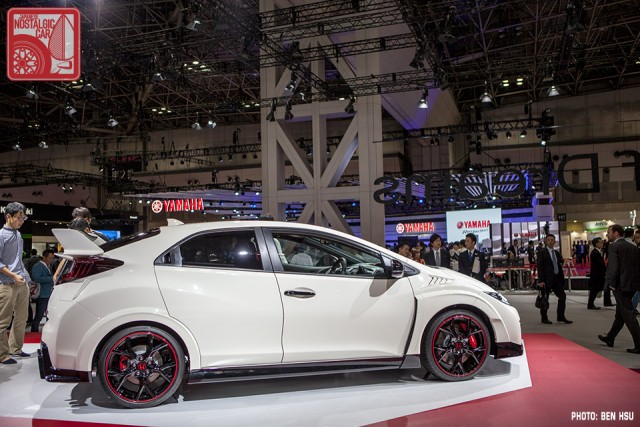 Honda Civic Type R 02