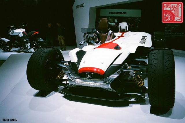 Honda Project 2&4 Sk50008w