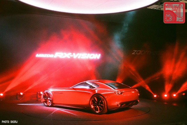 Mazda RX-Vision Sk80010w