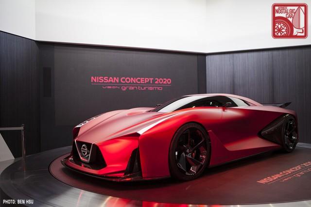 Nissan GT-R 2020 Vision Gran Turismo 06