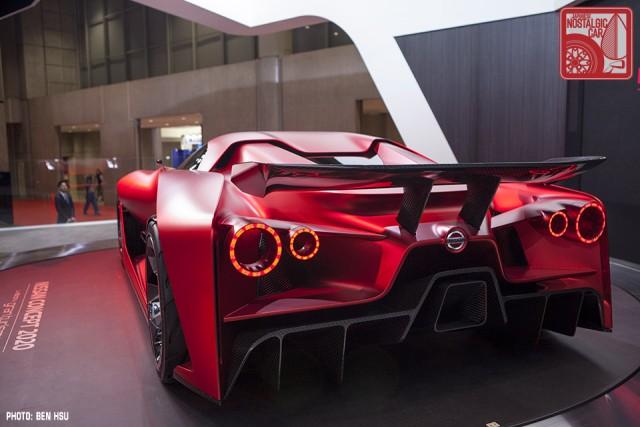 Nissan GT-R 2020 Vision Gran Turismo 21