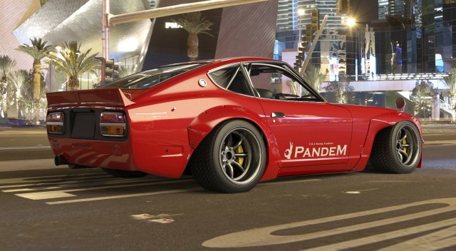 Rocket Bunny Pandem S30 Datsun 240Z body kit