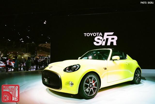 Toyota SFR Sk60034w
