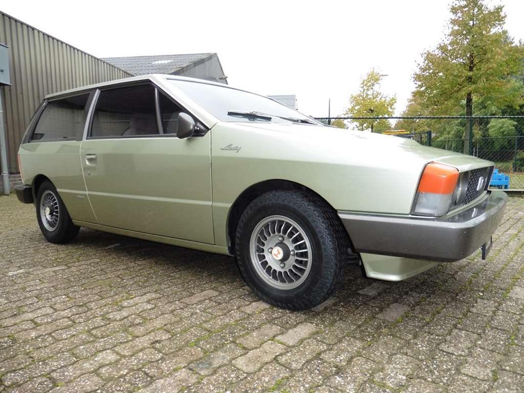 Honda Civic Hatchback Benzine Bruin 102475057 Large