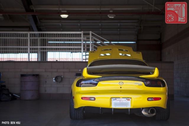 016 Mazda RX7 FD3S