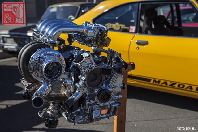 028 Mazda RX2 Angel Motorsports