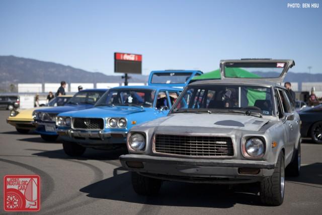 077 Mazda 808 & RX3 Wagon