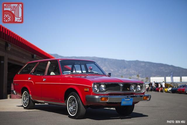 080 Mazda RX4 Wagon