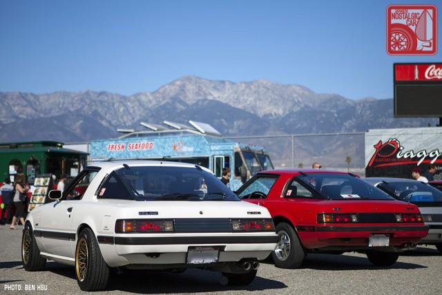 100 Mazda RX7 SA22