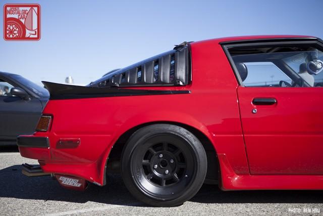 121a Mazda RX7 SA22 bosozoku
