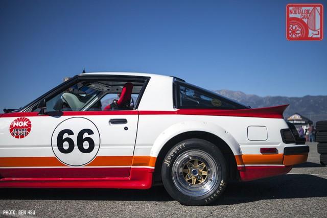 127 Mazda RX7 SA22 IMSA replica