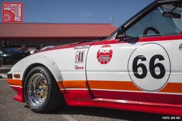 128 Mazda RX7 SA22 IMSA replica