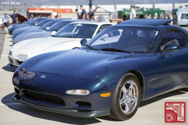 142 Mazda RX7 FC3S