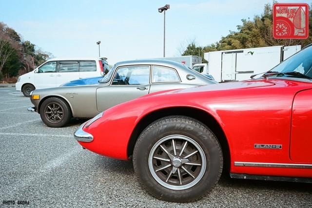 25_Lotus Elan+2 & Honda S800