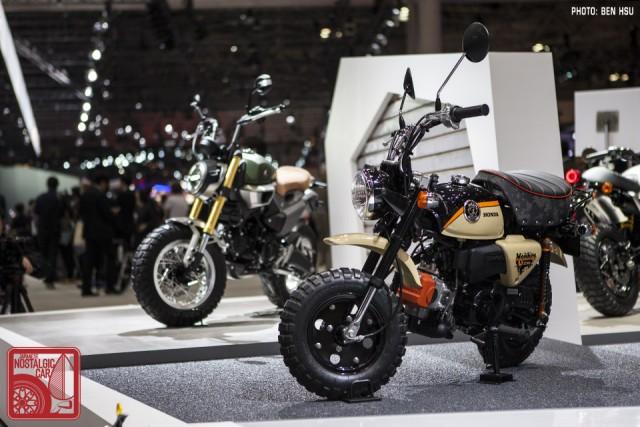 Honda Monkey 01