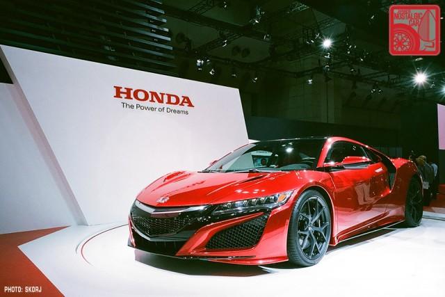 Honda NSX Sk50013w