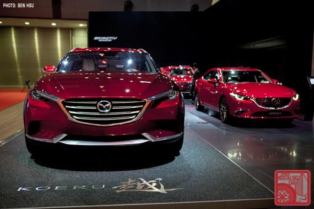 Mazda Koeru 04