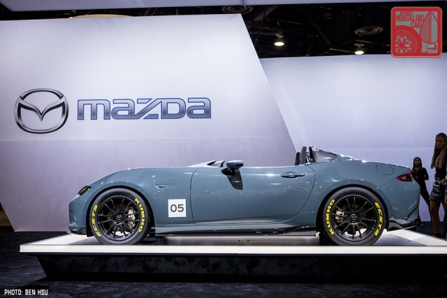 Mazda MX5 Miata ND Speedster Concept 03b