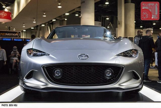 Mazda MX5 Miata ND Spyder Concept 04