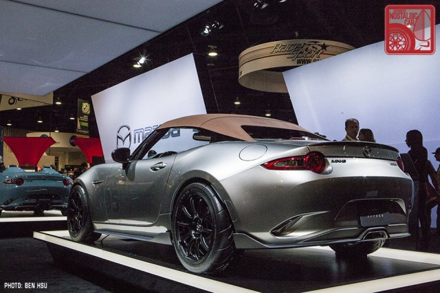 Mazda MX5 Miata ND Spyder Concept 05