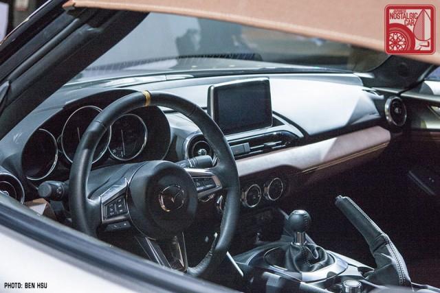 Mazda MX5 Miata ND Spyder Concept 11