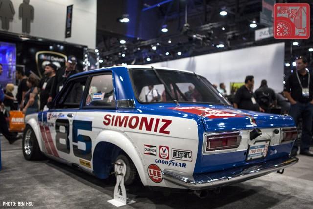 Nissan Datsun 510 BRE 07
