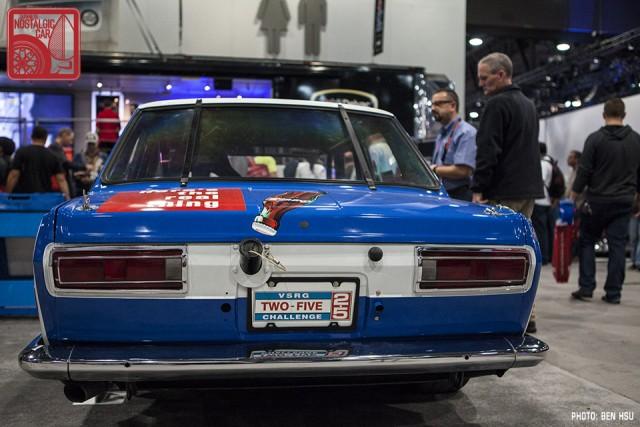 Nissan Datsun 510 BRE 08