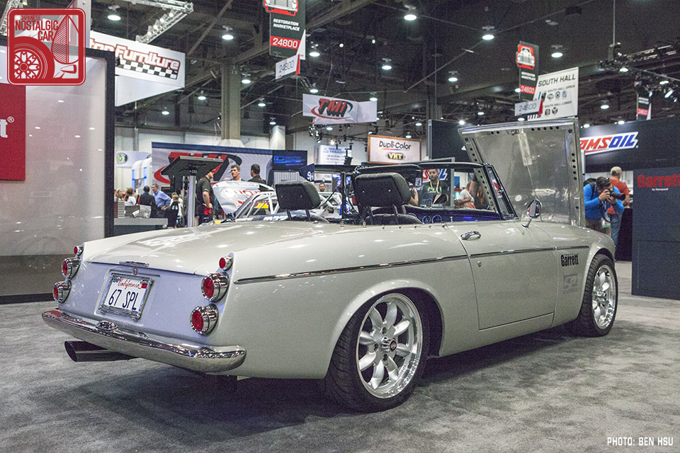 SEMA 2015, Day 02: Old School Japan wins Best of Show | Japanese ...