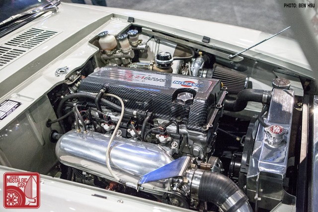 SEMA 2015, Day 02: Old School Japan wins Best of Show