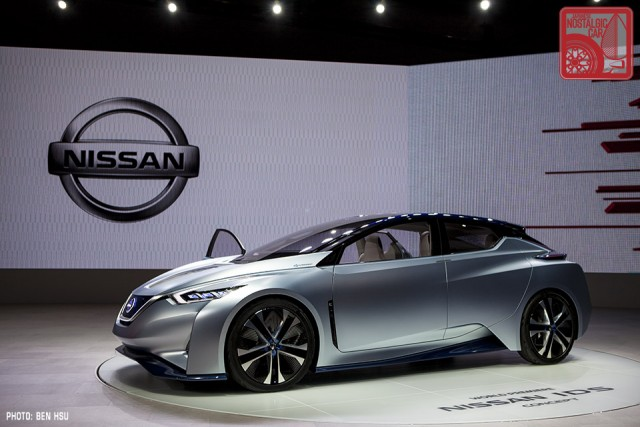 Nissan IDS 01