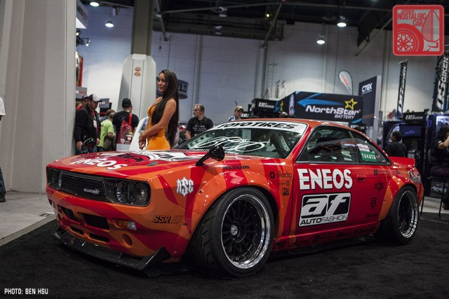 Sema 2015 Day 01 The Emergence Of Old School Japan