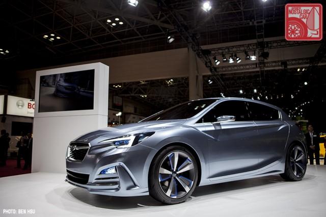 Subaru Impreza 5Door Concept 05