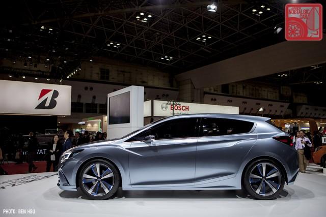 Subaru Impreza 5Door Concept 07