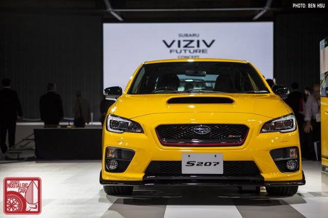 Subaru WRX STI S207 14