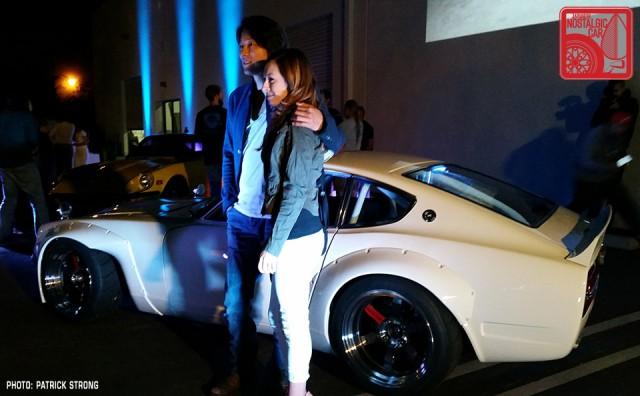 Sung Kang GReddy Fugz Z Datsun 240Z 14