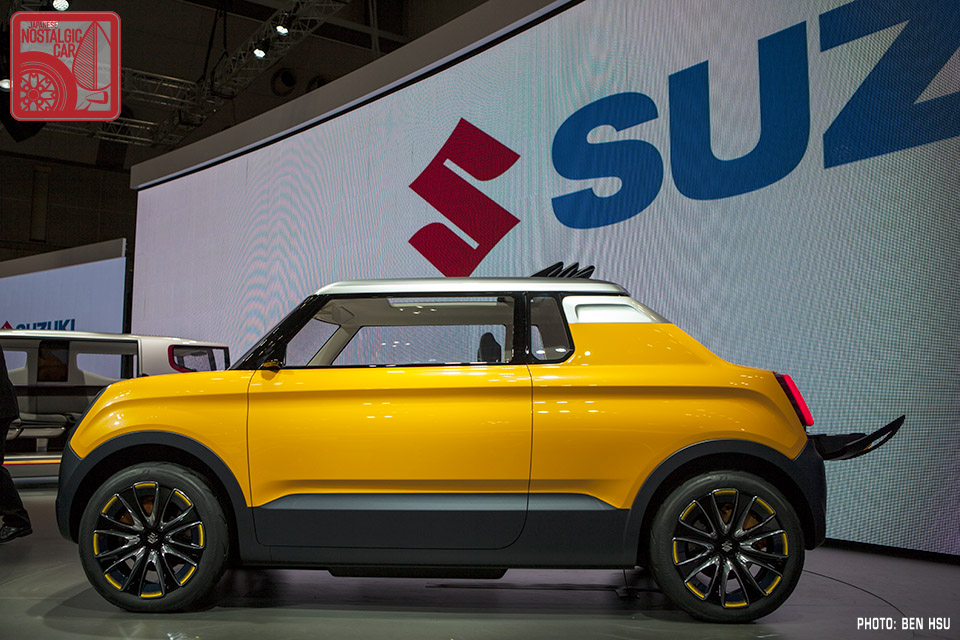 Tokyo Motor Show: Suzuki's kei throwbacks | Japanese ...