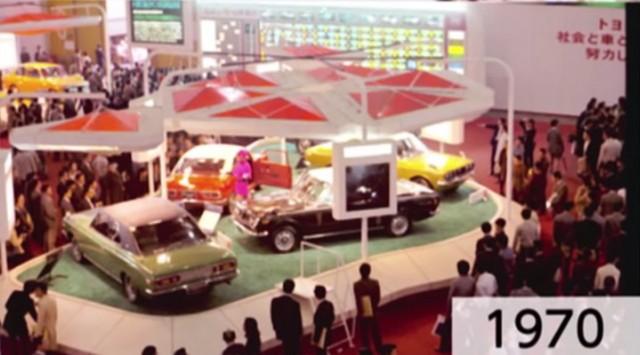 Toyota Tokyo Motor Show 1970