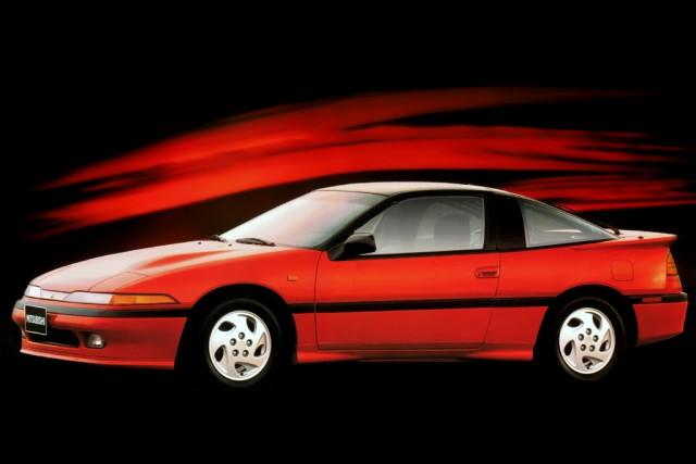 1990 Mitsubishi Eclipse GST 01